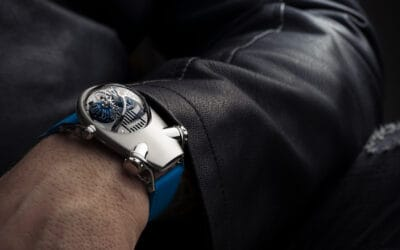 MB&F'S NEW 'BULLDOG' HOROLOGICAL MACHINE TAKES A BITE OUT OF THE LUXURY MEN'S WATCH LANDSCAPE