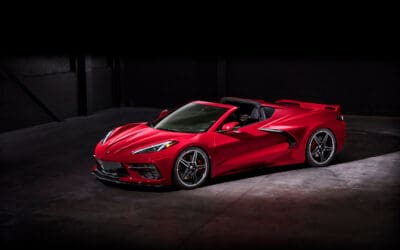 JET FIGHTER-INSPIRED DESIGN, VIGOROUS HP AND TORQUE: NO WONDER THEY ARE SOLD OUT OF THE 2020 C8 CORVETTE