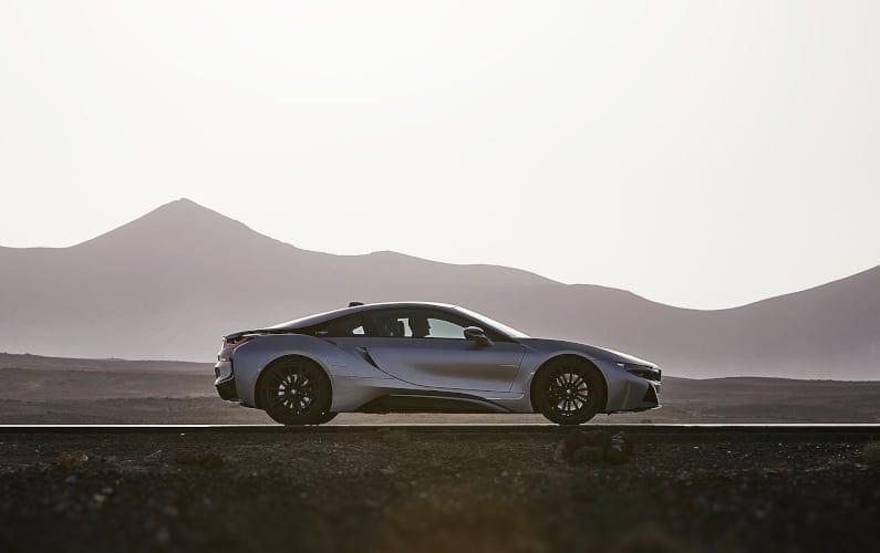 BMWi8 Roadster