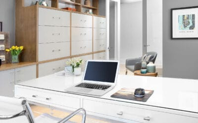 INTERIOR DESIGN TRENDS: CREATING THE ULTIMATE WORKSPACE FROM HOME FOR A COVID-19 WORLD