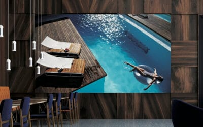 THE WALL FROM SAMSUNG DELIVERS NEXT LEVEL VIEWING EXPERIENCE FOR THE SPORTS AND MOVIE LOVER