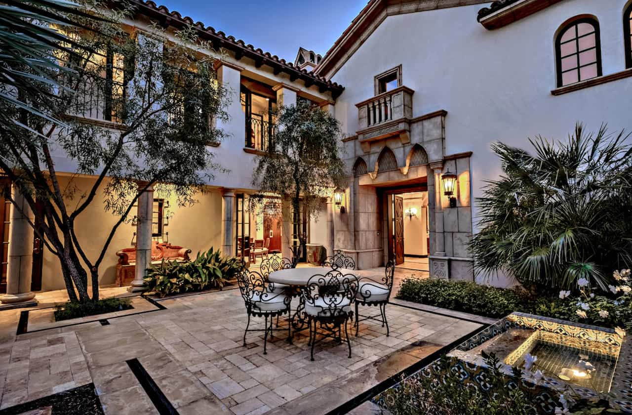 Sylvester Stallone's home for sale