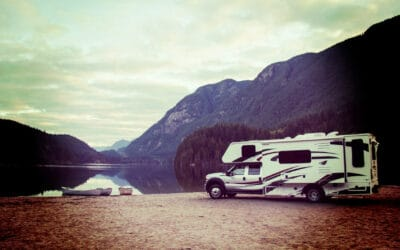 DISCERNING LUXURY-LOVING TRAVELLERS HAVE FOUND A NEW NICHE WITH RECREATIONAL VEHICLES (RVS)