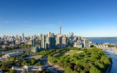 TOURLANE STUDY: TORONTO NAMED CANADA'S TOP CITY FOR SUSTAINABLE TRAVEL, RANKED 39TH IN THE WORLD