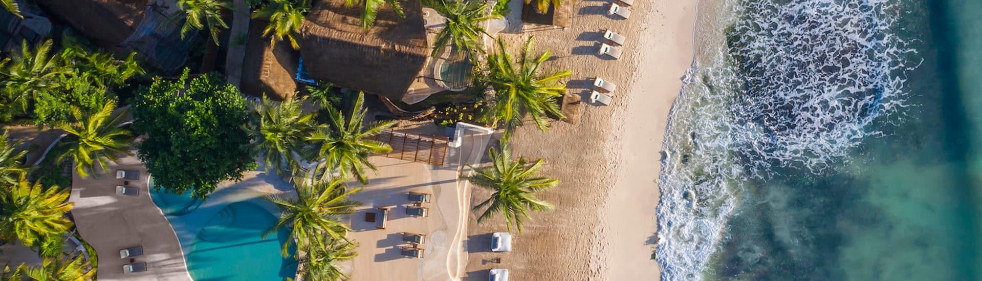 viceroy riviera maya resort beach