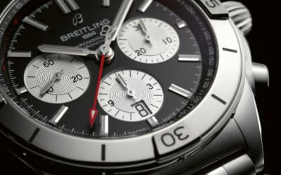 BREITLING'S NEW CHRONOMAT COLLECTION ARE LUXURY WATCHES FOR THE TRUE ADVENTURE-SEEKER