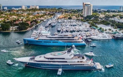 FIVE SUPER LUXURY YACHTS THAT WERE THE TALK OF THE FORT LAUDERDALE INTERNATIONAL BOAT SHOW