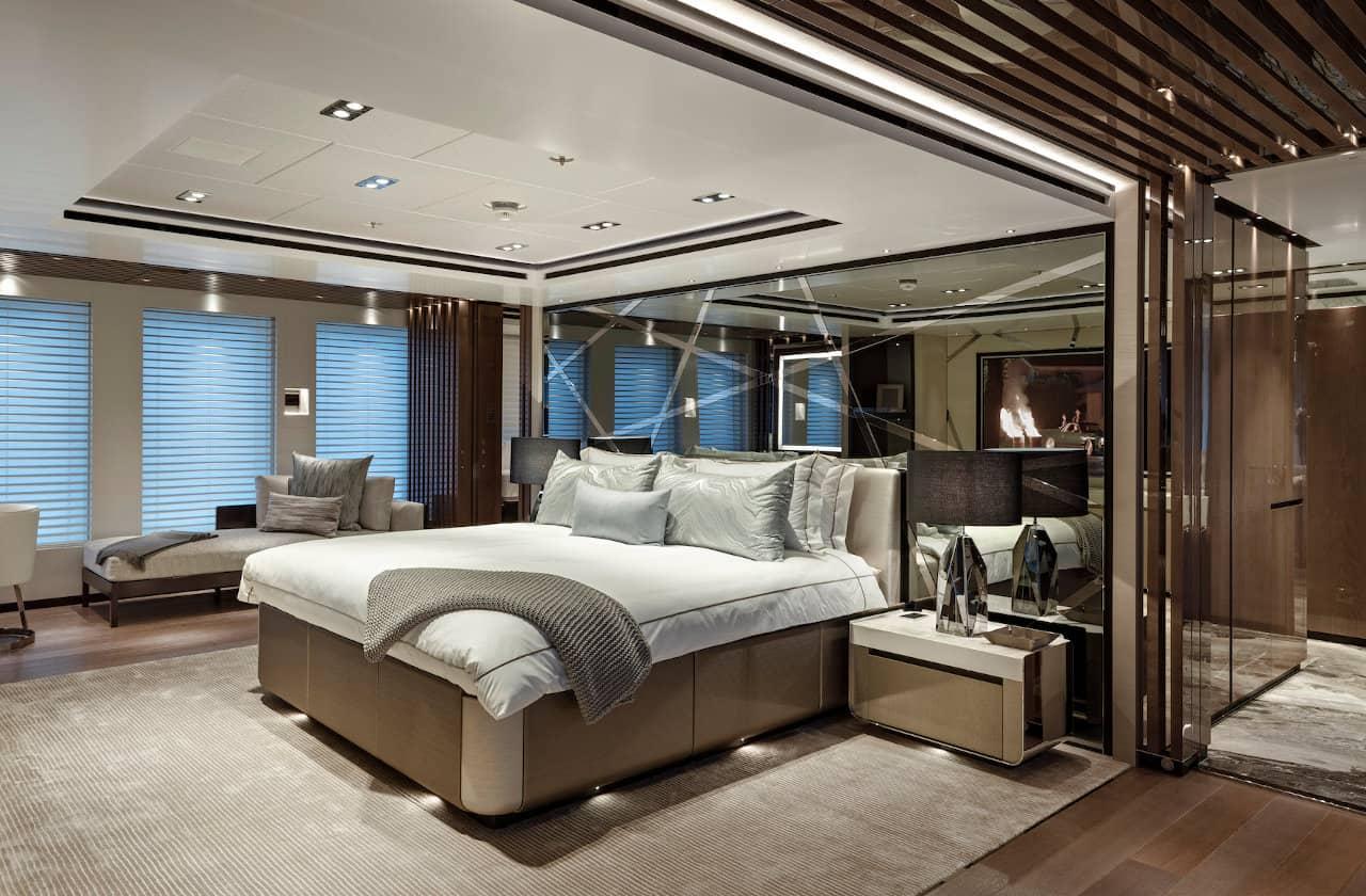 Vida yacht - David Churchill