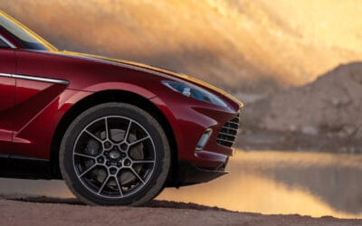 ASTON MARTIN'S NEW DBX: OFF-ROADING FUN IN AN SUV THAT HAS THE MIND AND SOUL OF A SPORTS CAR