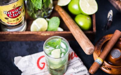 BOOKING SOME OUTDOOR CHILL TIME? THE PERFECT CIGAR AND SUMMER COCKTAIL PAIRINGS TO BOOST THE EXPERIENCE