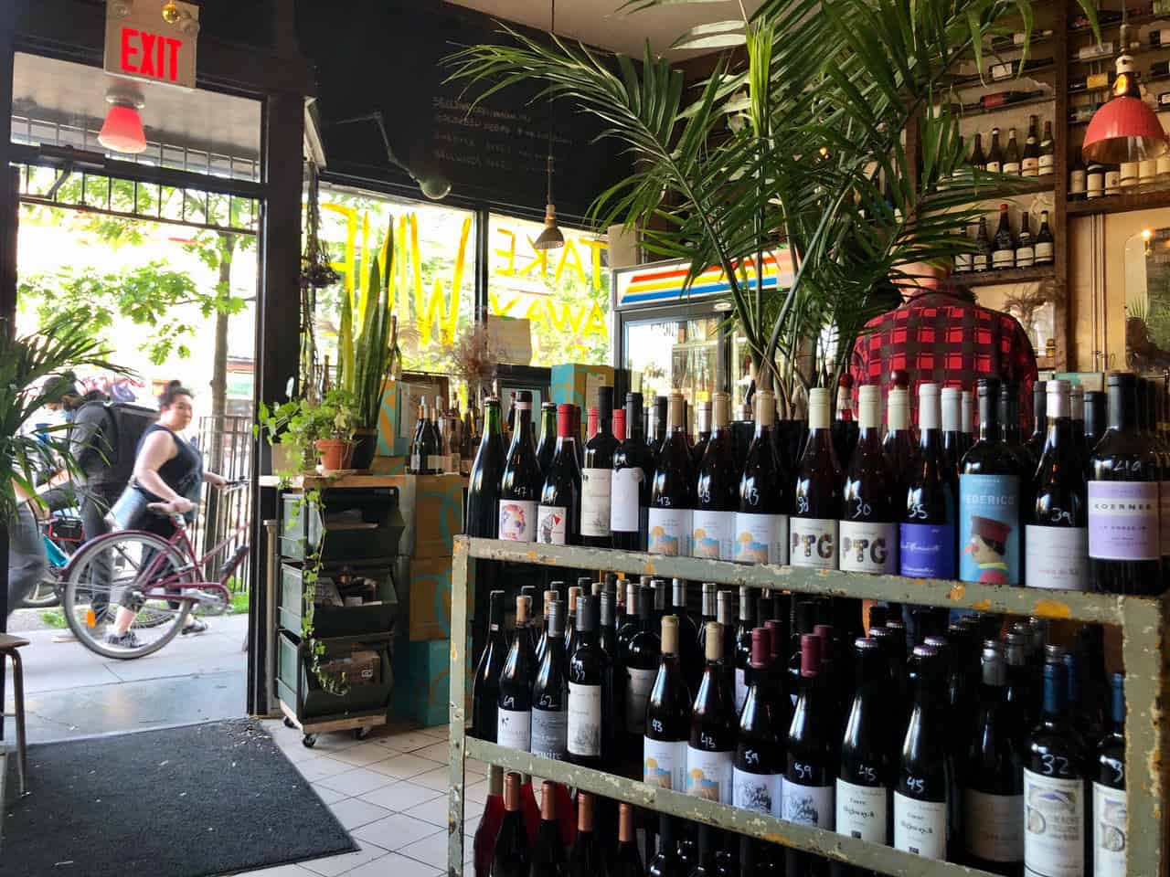 Midfield Wine Bar image for private wine sales story