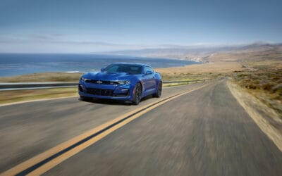 WHAT YOU NEED TO KNOW ABOUT THE 2020 CAMARO