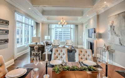 PROPERTY PROFILE: EXECUTIVE LIVING AT ST. REGIS RESIDENCES IN THE HEART OF TORONTO