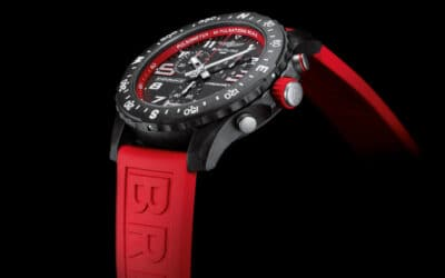 THE NEW BREITLING ENDURANCE PRO: HIGH PRECISION AND INNOVATIVE TECHNOLOGY