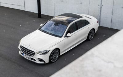 NEW MERCEDES-BENZ S-CLASS SEDAN: A CURATED AND COMFORTABLE DRIVING EXPERIENCE