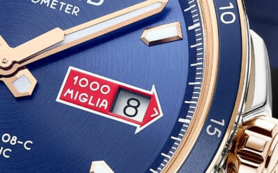 REVIEW: TWO NEW CHOPARD MILLE MIGLIA TIMEPIECES JUST IN TIME FOR THE STORIED ROAD RACE IN ITALY