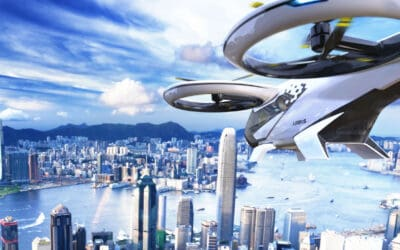 LOOKING TO BYPASS THAT MORNING HIGHWAY TRAFFIC JAM? FLYING CARS ARE HERE, AND THEY ARE SPECTACULAR