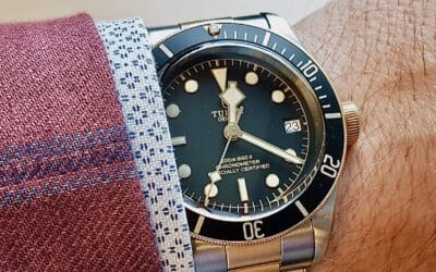3 YEARS ON THE WRIST (AND COUNTING): THE TUDOR BLACK BAY STEEL AND GOLD