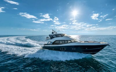 SERENITY PLEASE: LOOK TO THE OCEAN WITH THESE FIVE, EXCITING NEW YACHTS FROM THE FORT LAUDERDALE BOAT SHOW