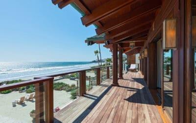 PIERCE BROSNAN EYES $100 MILLION FOR 007-WORTHY MALIBU BEACH HOUSE