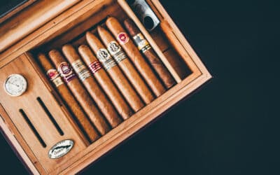 UP YOUR GAME: WHAT TO LOOK FOR WHEN BUYING A GOOD CIGAR HUMIDOR