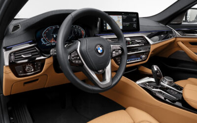 THE 2021 BMW 540I XDRIVE SEDAN TEST DRIVE: AS SMOOTH AS A PIECE OF PREMIUM SILK