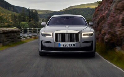 NEW LUXURY CARS FOR 2021: THE ROLLS-ROYCE GHOST