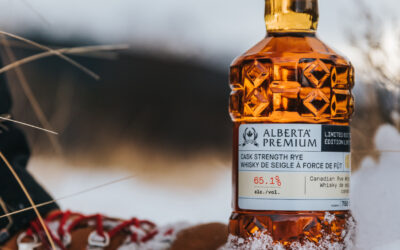 ALBERTA PREMIUM CASK STRENGTH RYE WINS BIG ON THE GLOBAL WHISKY STAGE