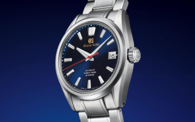 THE GRAND SEIKO 60TH ANNIVERSARY LIMITED EDITION PAYS HOMAGE TO THE BRAND'S STORIED HISTORY