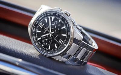 MEN'S LUXURY WATCHES AS INVESTMENT VEHICLES: TOP 5 YOU NEED TO BUY RIGHT NOW