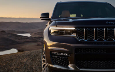 NEW VEHICLE PROFILE: THE 2021 JEEP GRAND CHEROKEE L