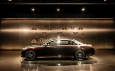 THE 2021 MERCEDES MAYBACH S-CLASS: NEW-AGE LUXURY AT ITS ABSOLUTE FINEST
