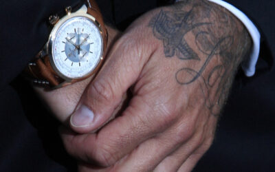 INSIDE DAVID BECKHAM'S IMPRESSIVE COLLECTION OF FINE LUXURY WATCHES