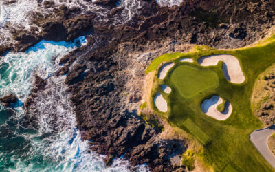 POST-PANDEMIC TRAVEL DREAMSCAPE: 5 WARM WEATHER LUXURY GOLF ADVENTURES