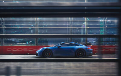 COMING SOON: THE 2022 PORSCHE 911 GT3, AN ELECTRIFYING NON-ELECTRIC LUXURY SPORTS CAR DRIVING EXPERIENCE