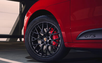 DRIVING YOUR LUXURY CAR THIS WINTER? MAKE SURE YOUR TIRES ARE UP TO THE CHALLENGE
