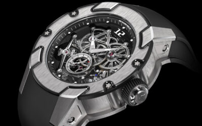 RICHARD MILLE AND FERRARI ANNOUNCE MULTI-YEAR PARTNERSHIP