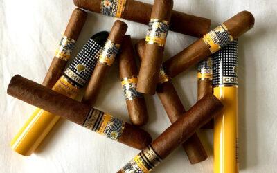 THE BLEND: WHY CUBAN CIGAR AFICIONADOS LOVE SMOKING COHIBAS THE MOST