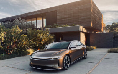 2021 LUCID AIR: TESLA RIVAL IS THE MOST POWERFUL AND EFFICIENT ELECTRIC LUXURY SEDAN IN THE WORLD