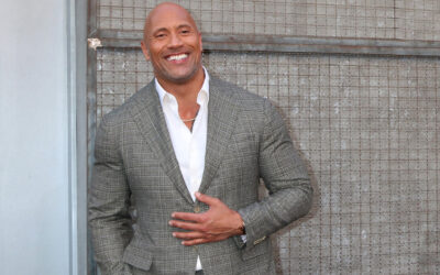 """DWAYNE """"THE ROCK"""" JOHNSON: WRESTLER, TV AND MOVIE ACTOR, NOW TEQUILA MOGUL"""