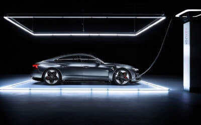 ATTACK OF THE E-TRONS! FIRST LOOK AT THE NEW AUDI A6 AND GT E-TRON LUXURY CARS