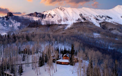 CELEBRITY HOME OF THE WEEK: CRUISE LISTS 380-ACRE COLORADO MOUNTAIN RANCH