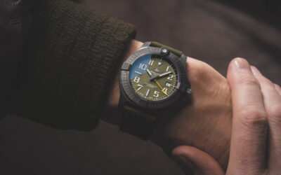 GEARING UP FOR ADVENTURE: THE NEW BREITLING LIMITED EDITION AVENGER