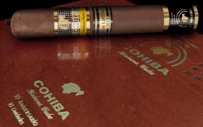 THE BLEND: HABANOS ROLLS OUT THREE NEW COHIBA CIGARS AT VIRTUAL FESTIVAL