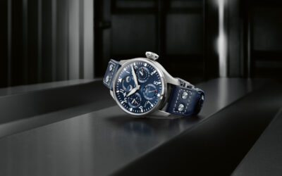MEN'S LUXURY WATCH TRENDS: WHAT'S IN, WHAT'S OUT?