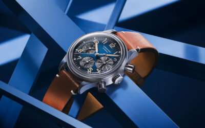 NEW LONGINES LINEUP FOR 2021: A HERITAGE CLASSIC GETS A COLOURFUL MAKEOVER