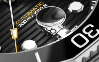 TIC TALK: NEW TAG HEUER AQUARACER PROFESSIONAL 300