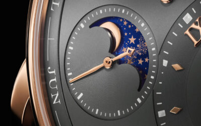 A WATCH FOR THE DISTINGUISHED GENTLEMAN: A. LANGE & SÖHNE LANGE 1 PERPETUAL CALENDAR