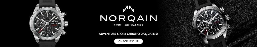 Adventure Sport Chrono Day/Date 41mm