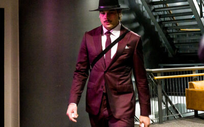 TIMING OF MATTHEWS' BEST FASHION AWARD MEANS MORE HARDSHIP FOR LONG-SUFFERING LEAFS FANS
